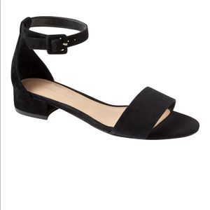 Banana Republic Ankle Strap Sandal